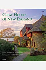 Great Houses of New England Hardcover