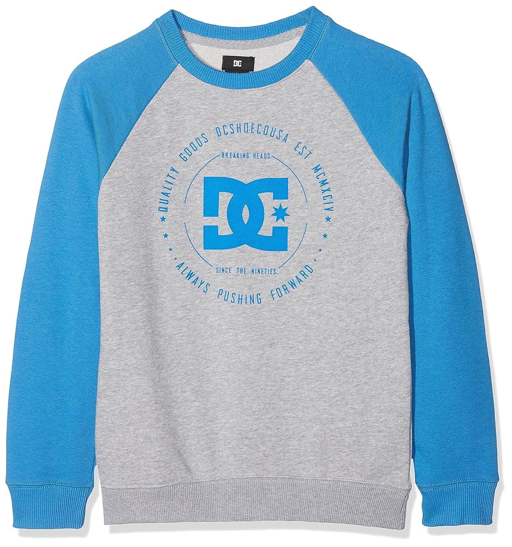 DC Shoes Rebuilt Sweatshirt, Niños EMERALD COAST EDBSF03057-XBBS