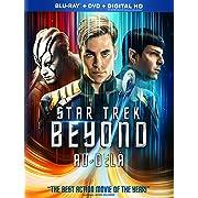 [Amazon Canada]Star Trek Beyond [Blu-ray + DVD + Digital HD]... $12.99