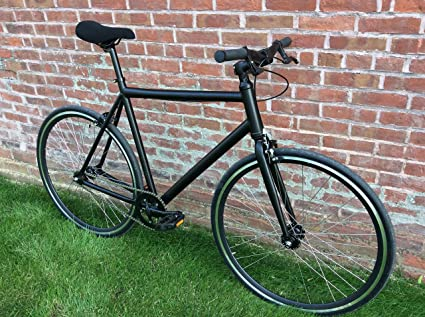 1007e35bd87 Image Unavailable. Image not available for. Color: LHQ Single Speed Road  Bicycle ...