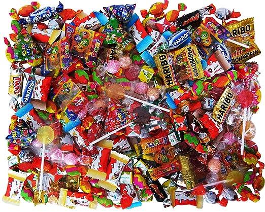 Nehmen Sie Süßigkeiten ab