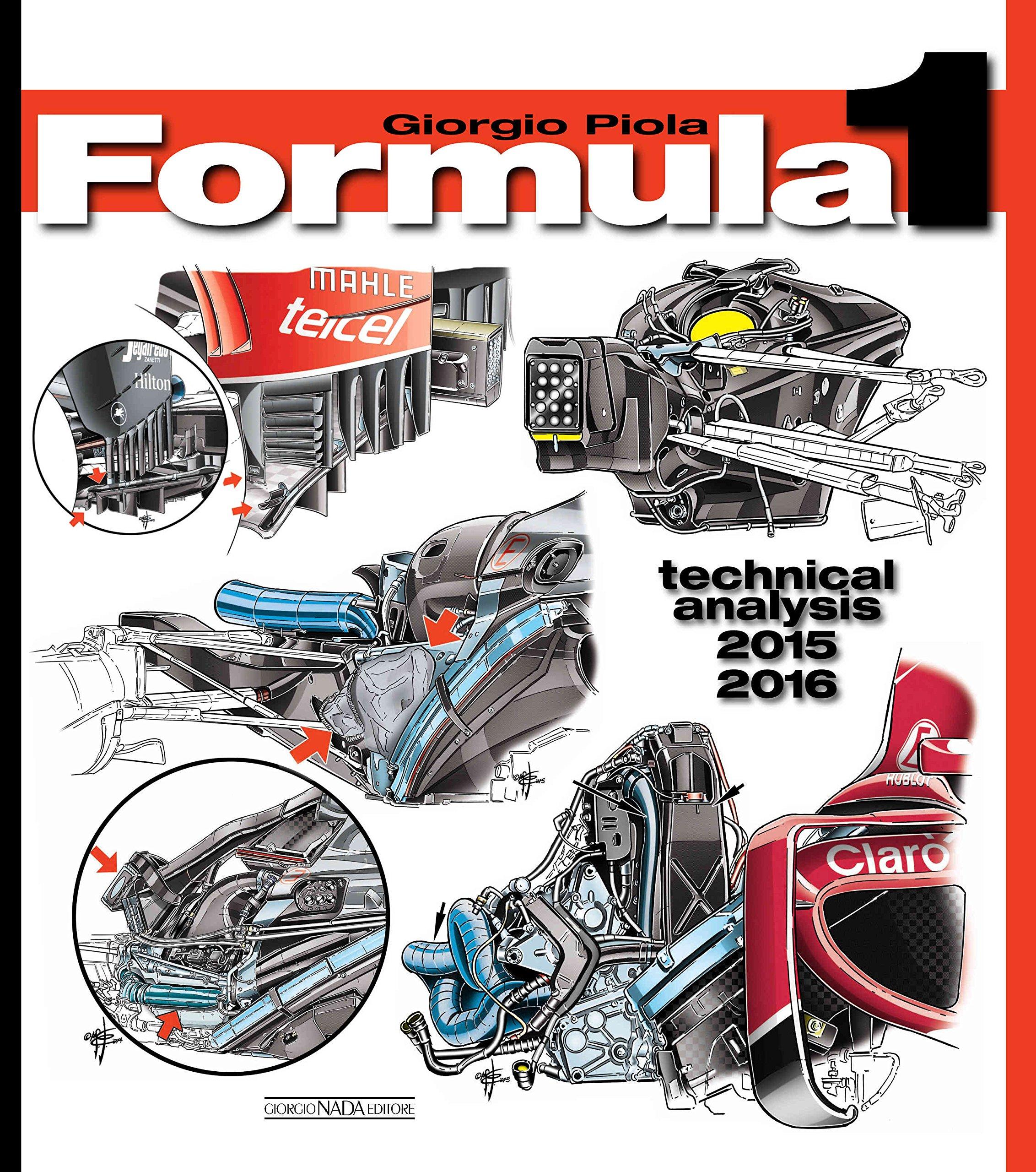 Formula 1 2015/2016: Technical Analysis