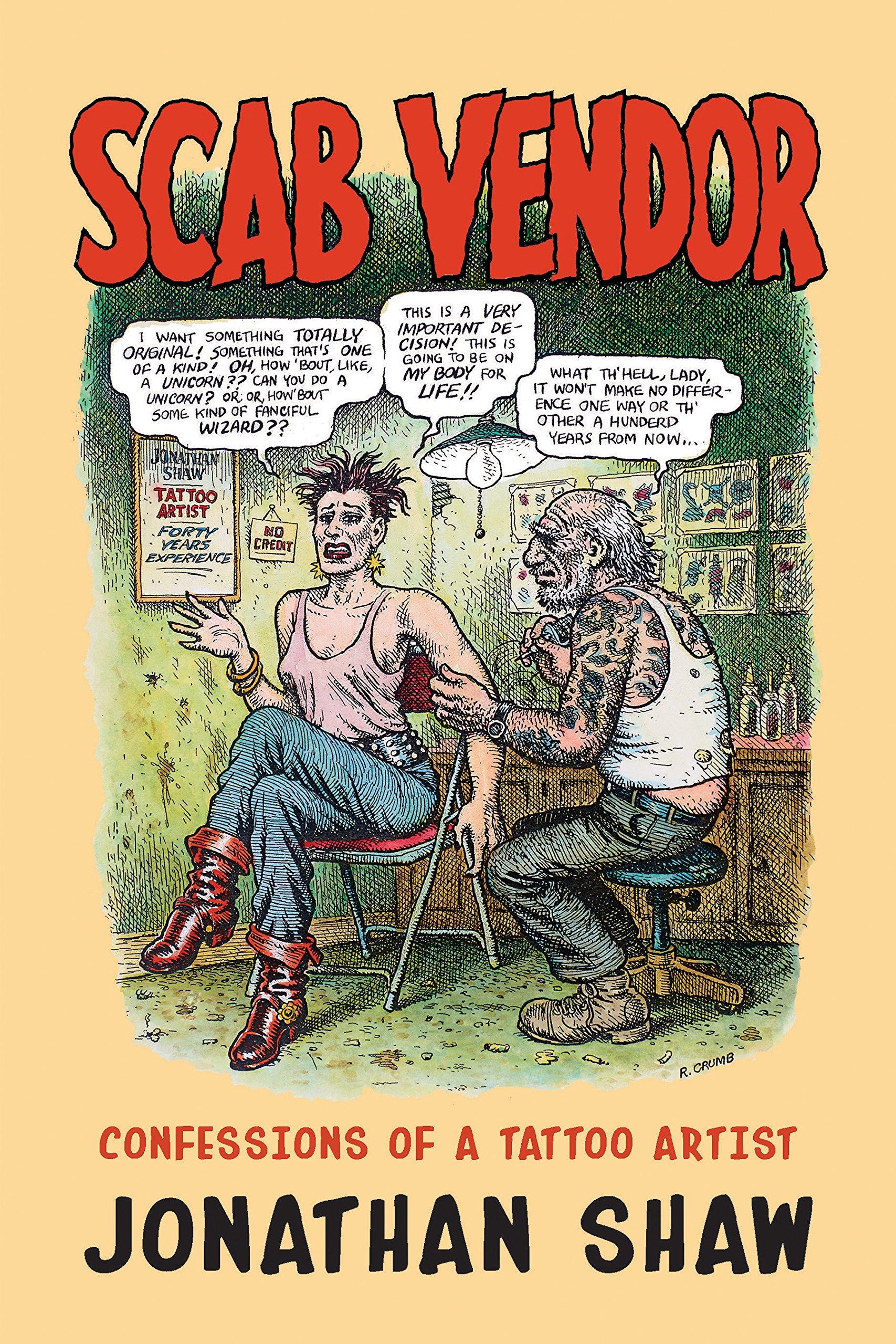 Scab Vendor: Confessions of a Tattoo Artist: Amazon.es: Jonathan Shaw: Libros en idiomas extranjeros