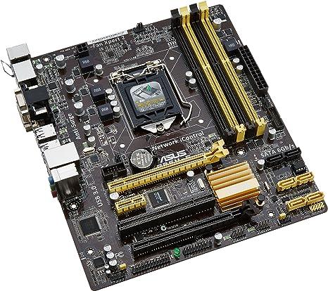 ASUS SCHEDA MADRE B85M-E SOCKET LGA 1150 Intel B85 DDR3 MICRO ATX per i3,i5,i7