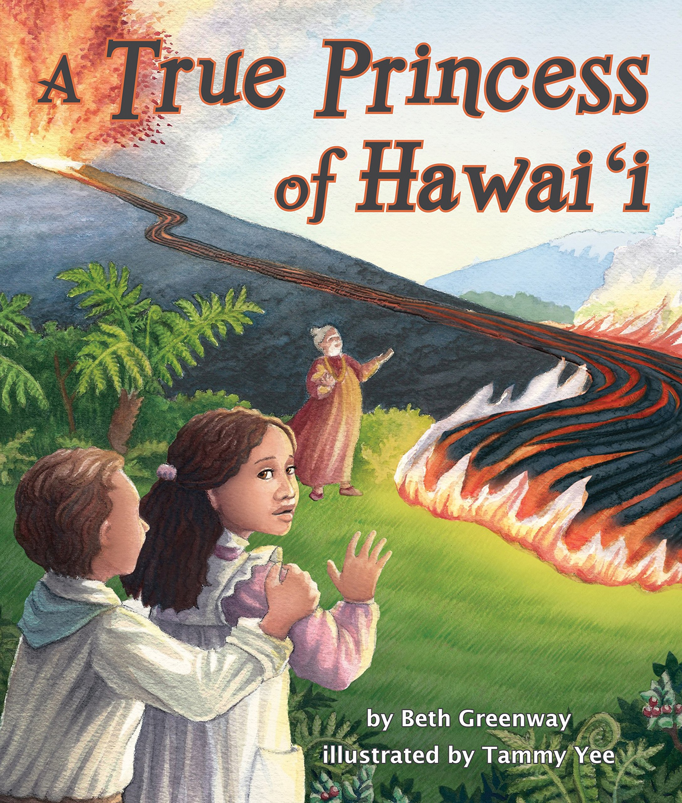 Read Online True Princess of Hawai'i, A (Arbordale Collection) pdf