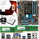 AMD Bulldozer FX-6300 6 Core 3.5Ghz, ASUS M5A78L-M USB3 Motherboard & 8GB 1600Mhz DDR3 RAM Pre-Built Bundle