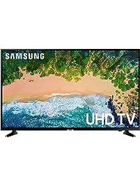 """Samsung Electronics UN43NU6900FXZA / UN43NU6950FXZA 4K Smart LED TV, 43"""" (Renewed)"""