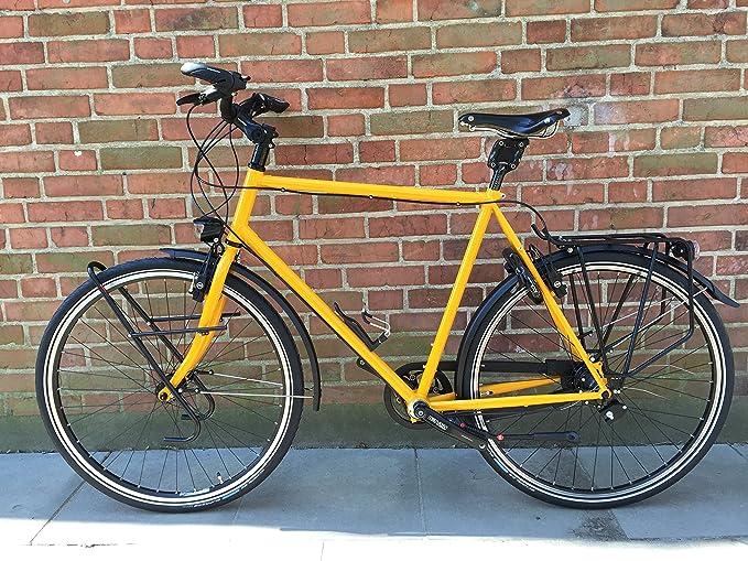 Primus® p14r28 bicicleta con Rohloff 500/14 14 velocidades y Gates ...