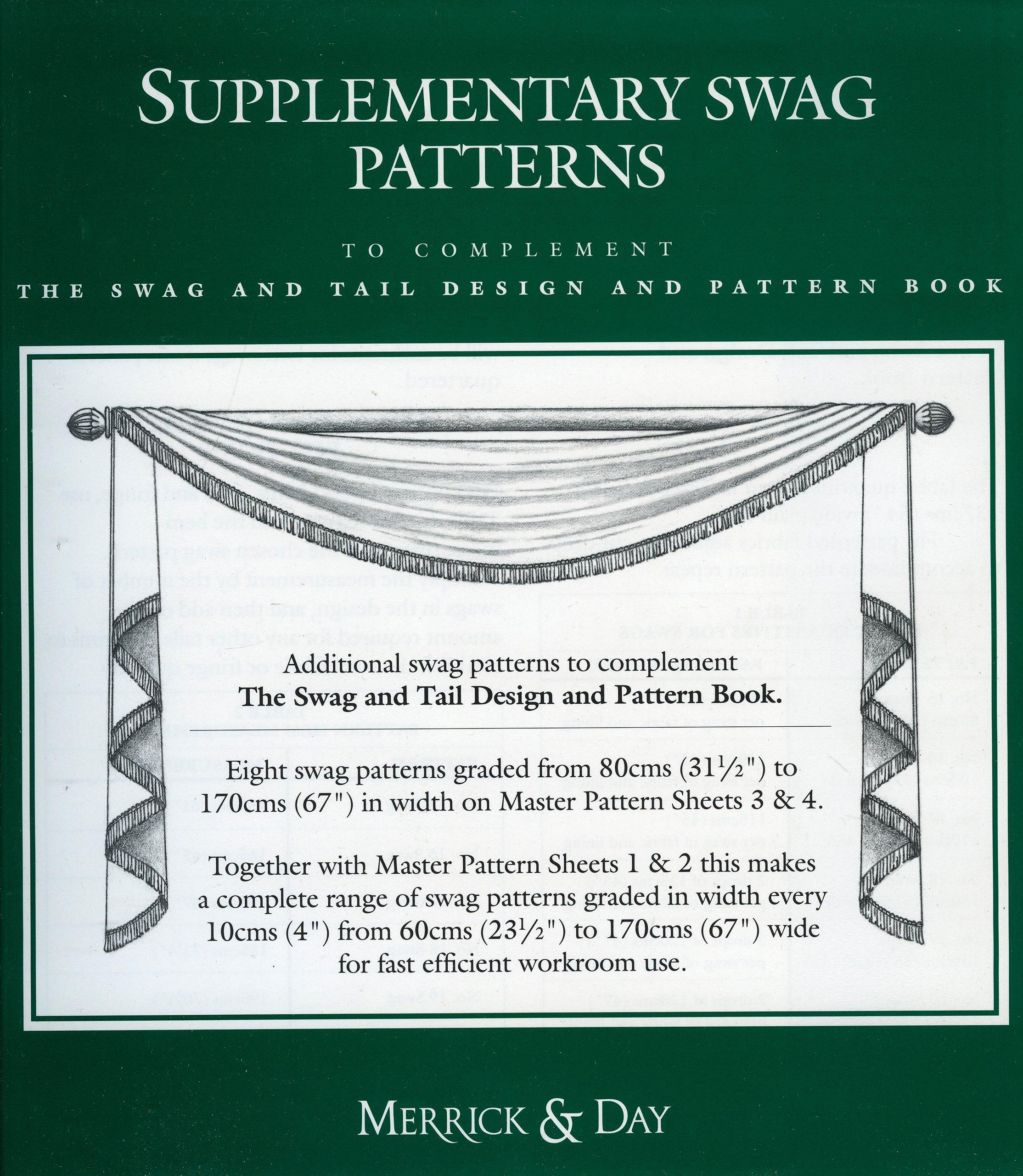 Amazon Supplementary Swag Patterns 9780953526703 Catherine