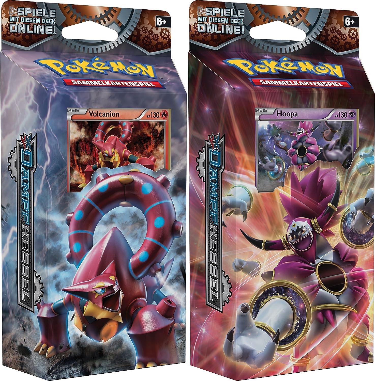 Pokemon 25864 - PKM XY11 Dampfkessel Themen DE: Amazon.de: Spielzeug