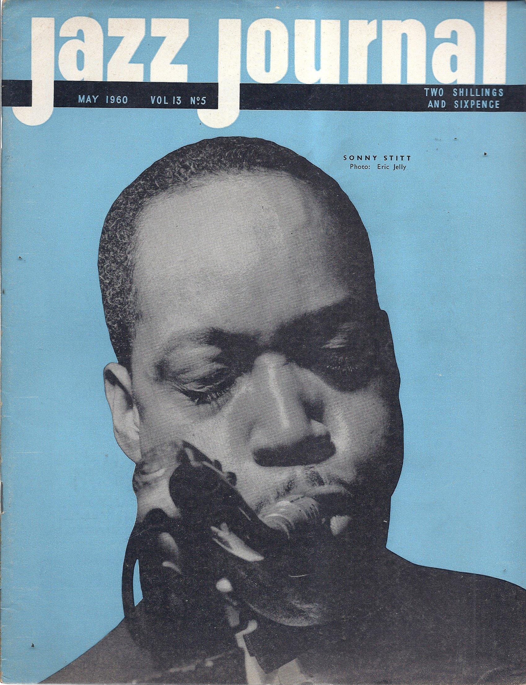 Jazz Journal Magazine (May 1960 - Cover: Sonny Stitt): V