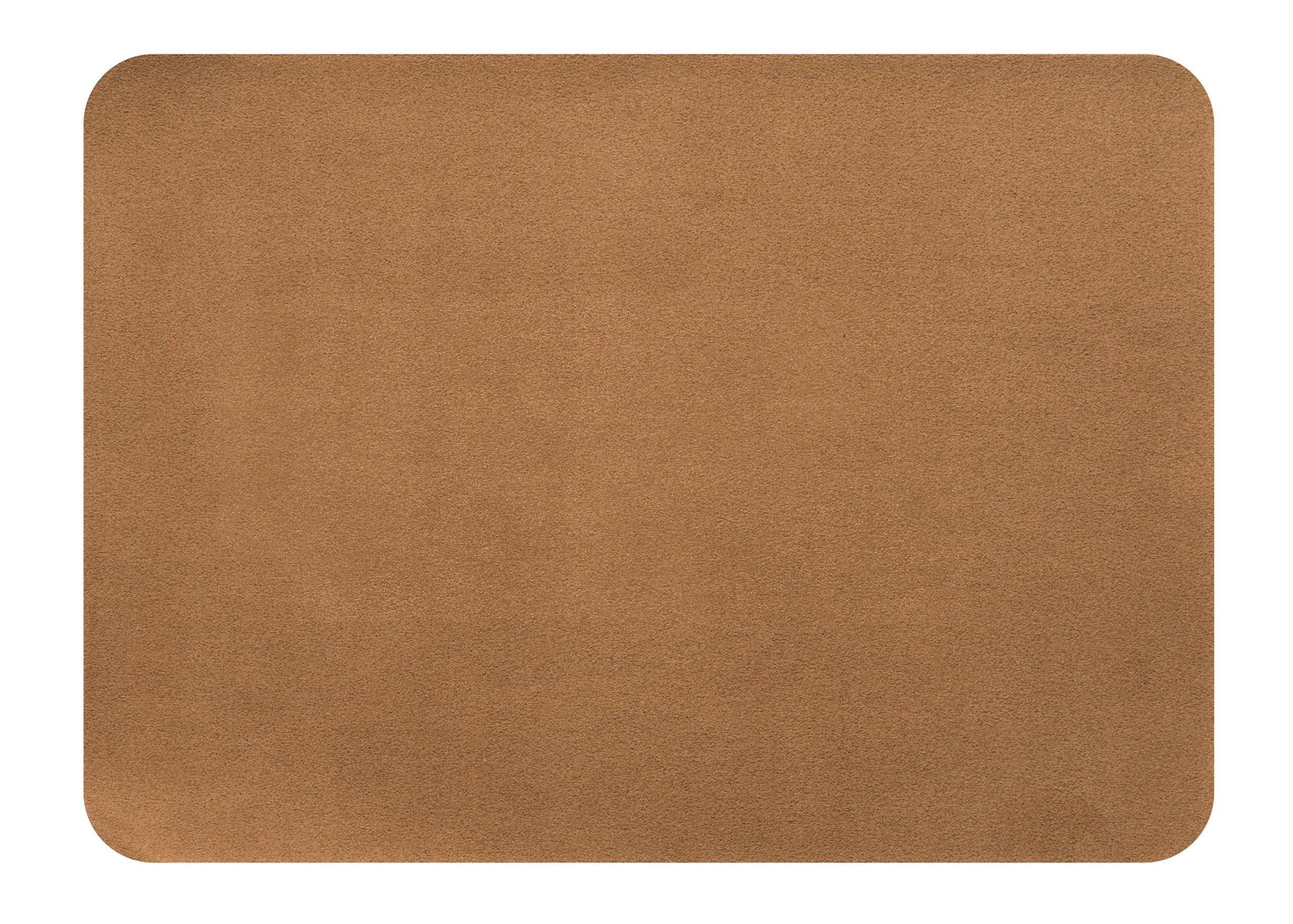 MastaPlasta Self-Adhesive Patch for Leather and Vinyl Repair, XL Suede, Tan - 8 x 11 Inch - Multiple Colors Available