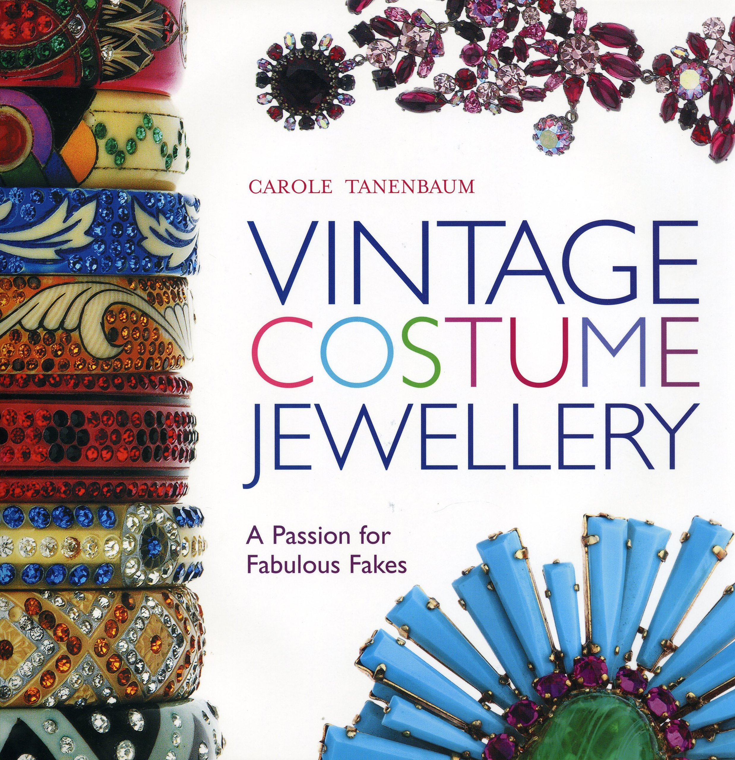 Vintage Costume Jewellery: A Passion for Fabulous Fakes ebook