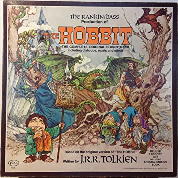 Middle-earth news – the hobbit facsimile gift edition: a review.