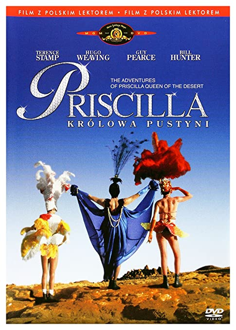 Adventures of Priscilla, Queen of the Desert, The Region 2 Audio ...