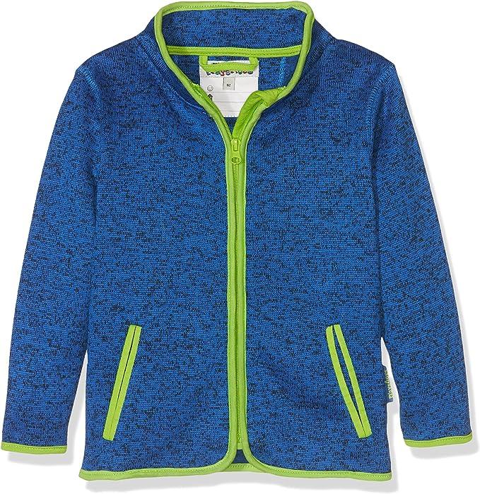 Schnizler Kinder-Jacke aus Fleece atmungsaktives und hochwertiges J/äckchen mit Rei/ßverschluss