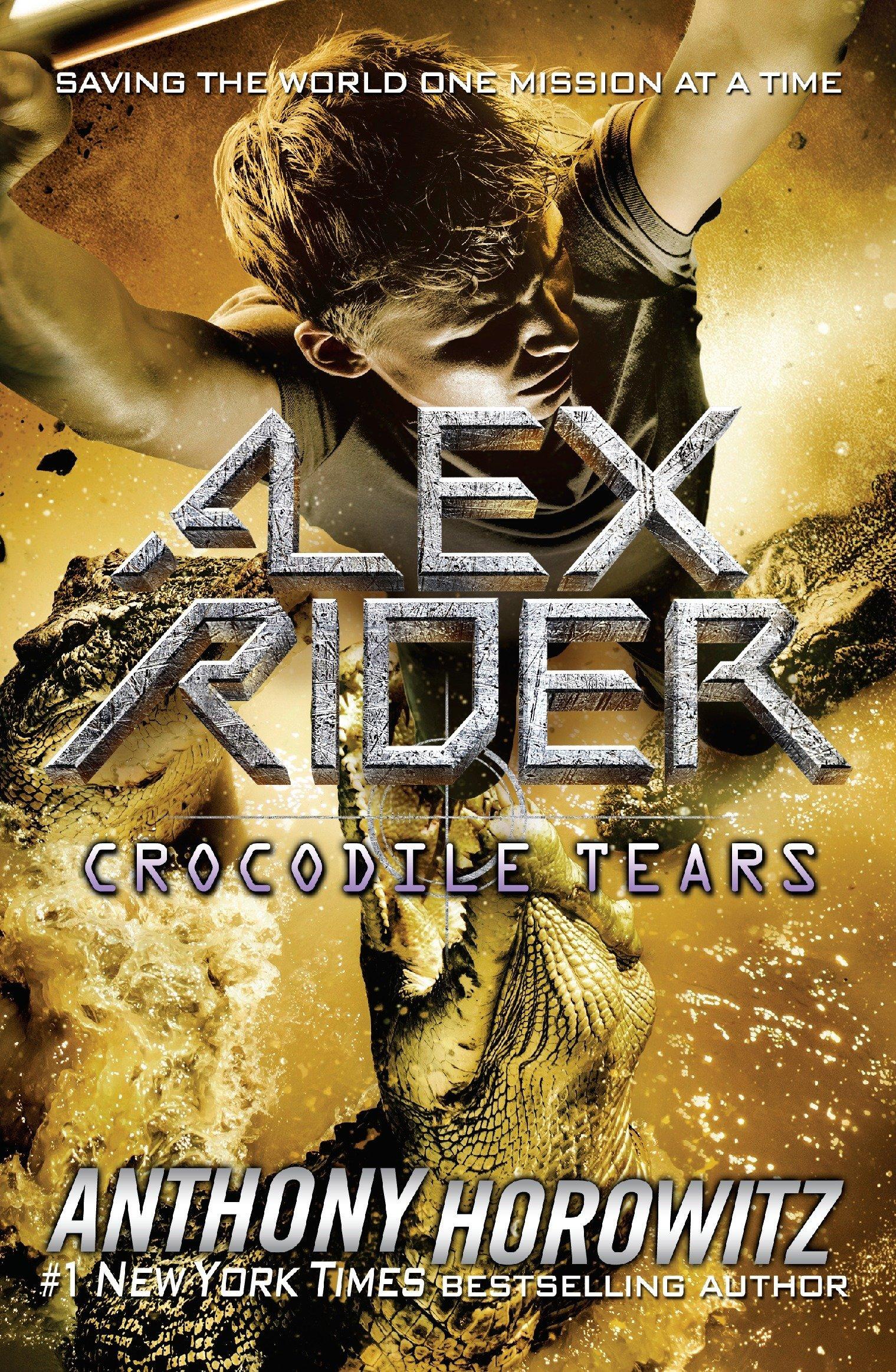 Crocodile Tears (Alex Rider) PDF