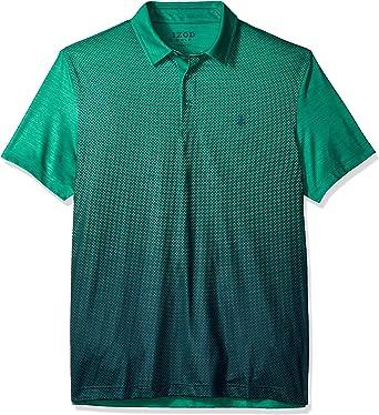 Izod Performance Golf Polo Camiseta, Estampado en Parasail, S para ...