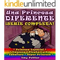 Una Princesa Diferente - Serie Completa