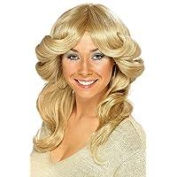 Smiffy's 70's Flick Wig