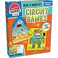 Circuit Games: Maker Lab (Klutz STEM Kit)