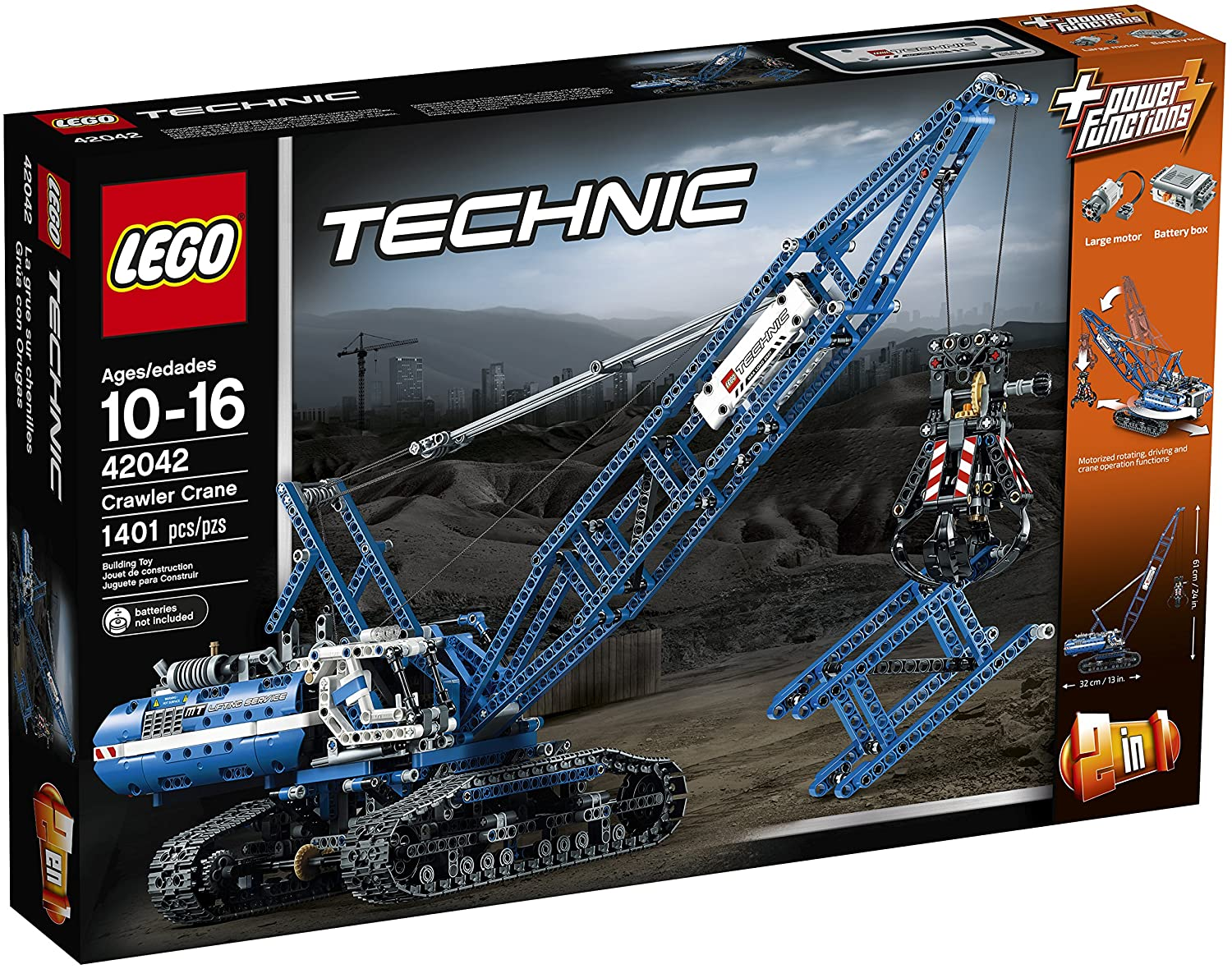 Top 7 Best LEGO Crane Sets Reviews in 2020 7