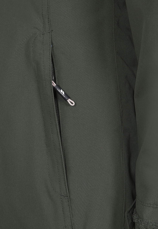 Chaqueta Impermeable con Capucha Desmontable para Mujer Trespass San Fran