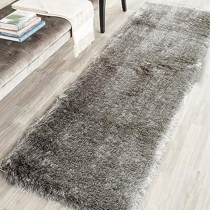 Amazon.com: Colección de alfombras sedosas de ...