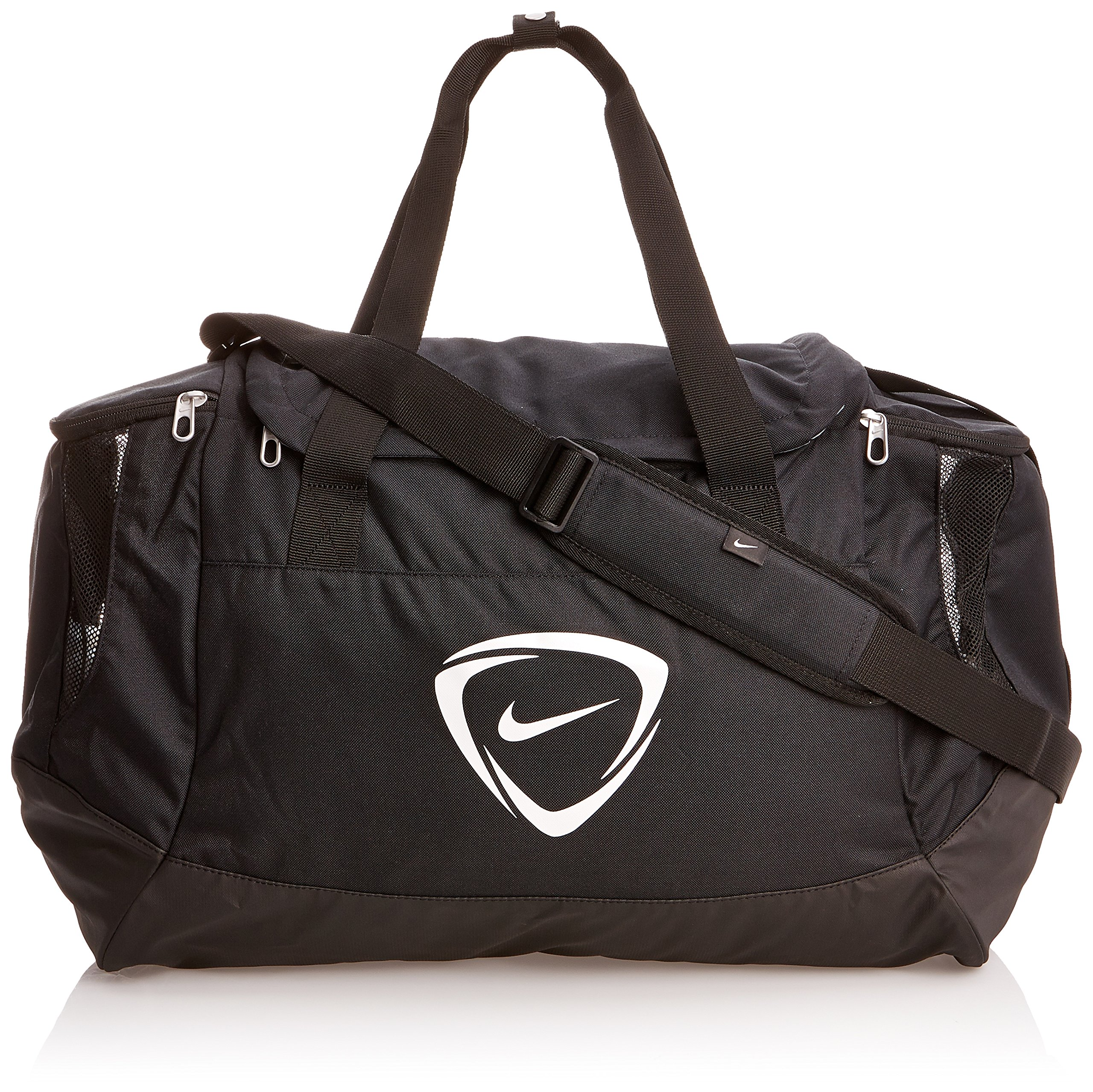 Nike Unisex Club Team Gym Medium Duffle Bag M/52Liters L21'' x H15'' x W11'' Black