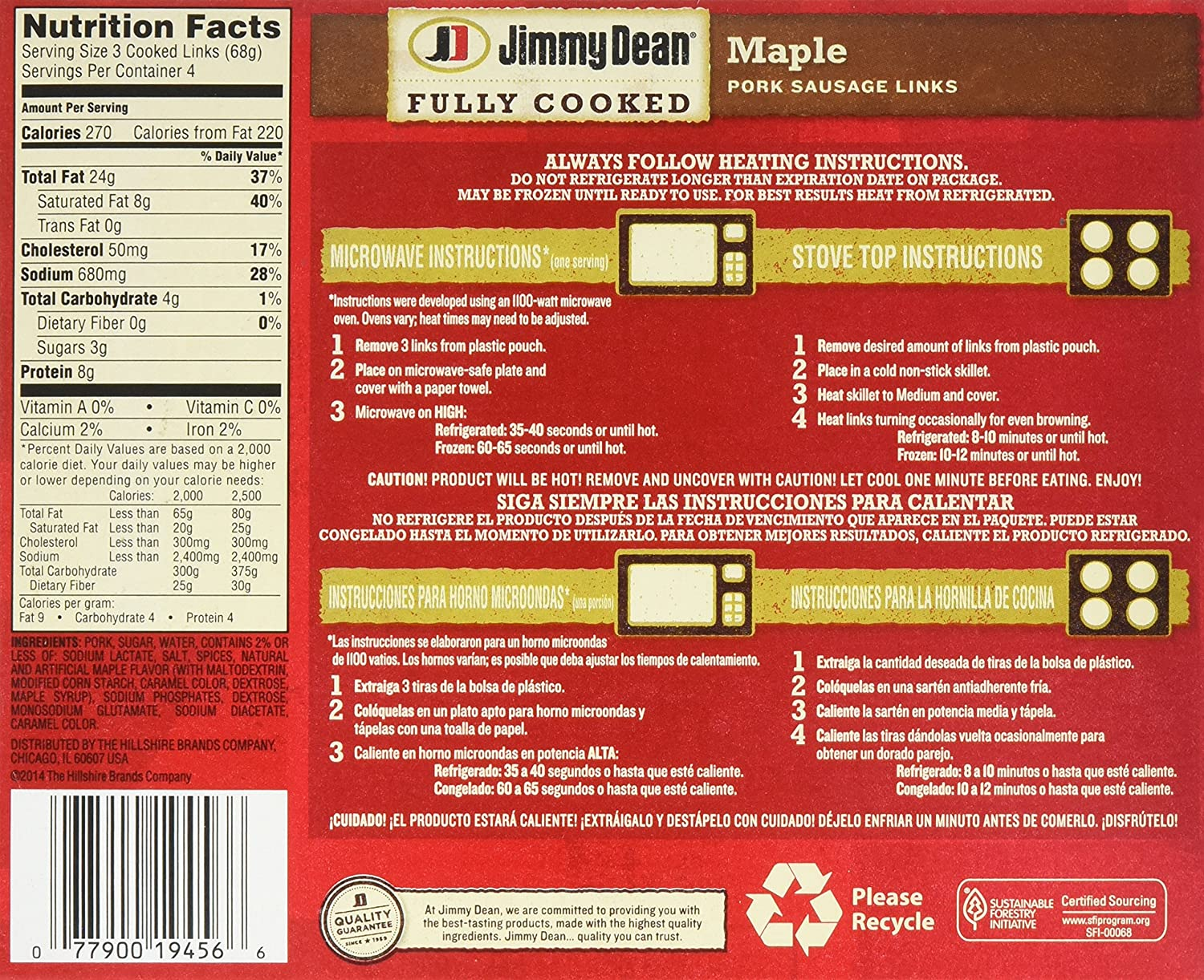 Jimmy Dean Fully Cooked Maple Pork Sausage Links, 12 Count: Messy Marv, Mistah Fab, Snoop Dogg, The Game, E-40, Keak Da Sneak, Mitchy Slick, 2Pac, Ice Cube, ...