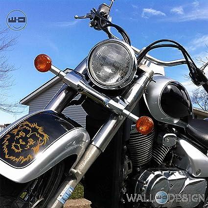 walldesign radium stickers design for bikes lion king copperwalldesign radium stickers design for bikes lion king copper colour reflective vinyl amazon in car \u0026 motorbike
