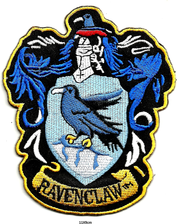 Harry Potter casa Crests Ravenclaw parche Badge bordado hierro o ...