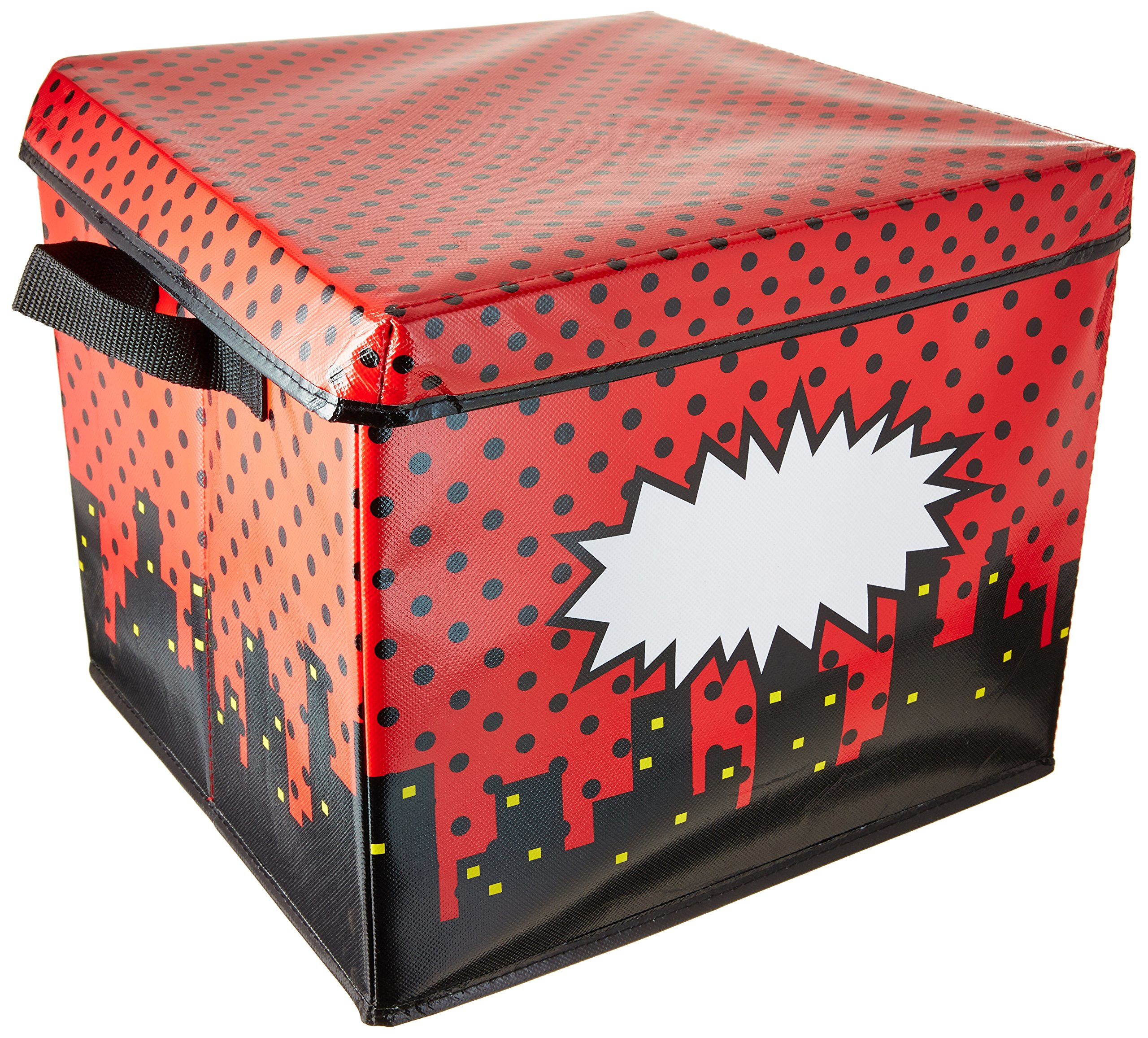 Superhero Storage Box by Teacher Created Resources (Image #1)