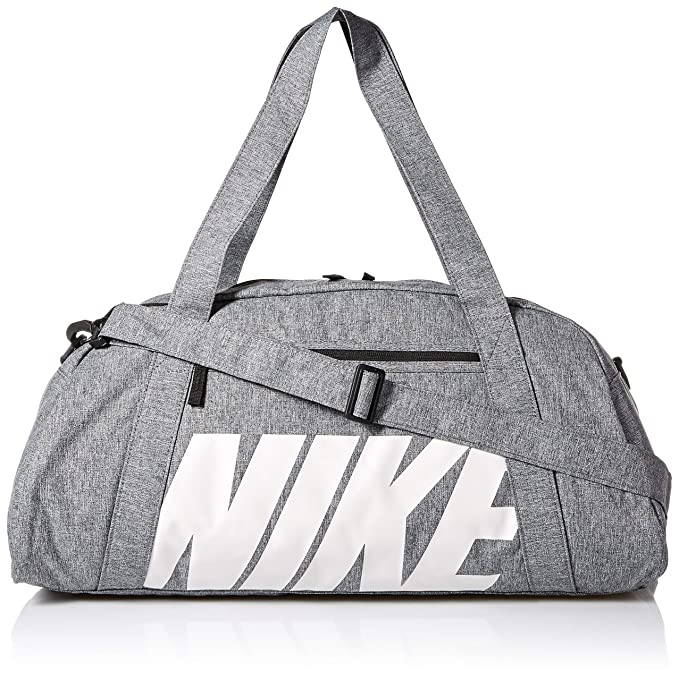 785241a1203a35 Amazon.com: Nike Women's Gym Club Bag, Black/Vast Grey, One Size ...