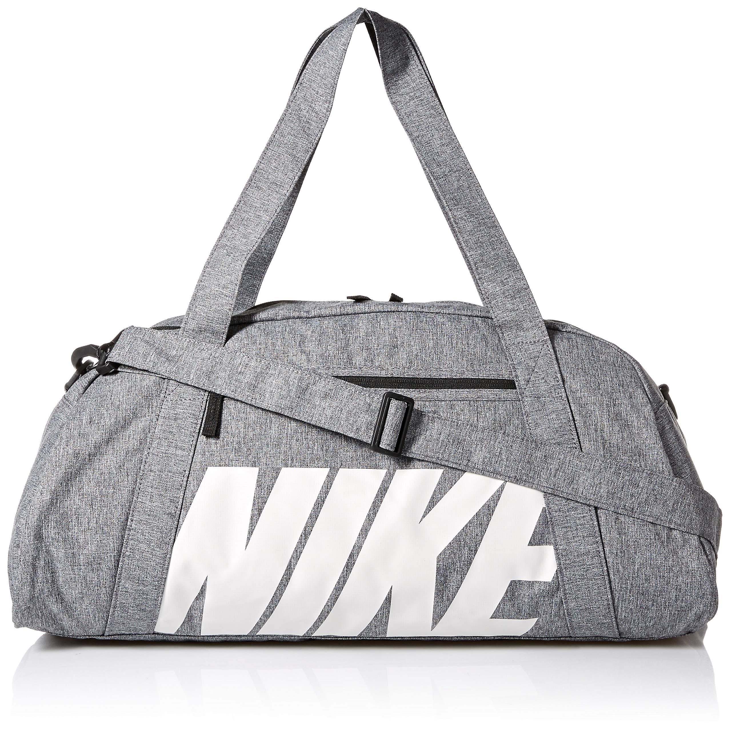 Nike Women's Gym Club Bag, Black/Black/Vast Grey, Misc