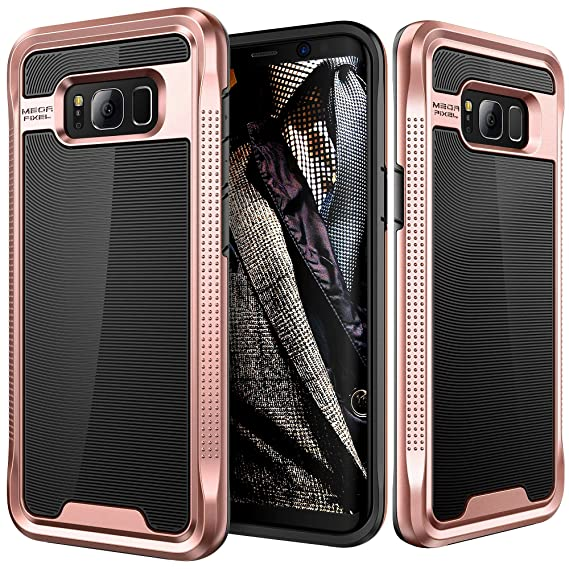 amazon com samsung galaxy s8 plus case, e lv galaxy s8 plussamsung galaxy s8 plus case, e lv galaxy s8 plus hybrid [scratch