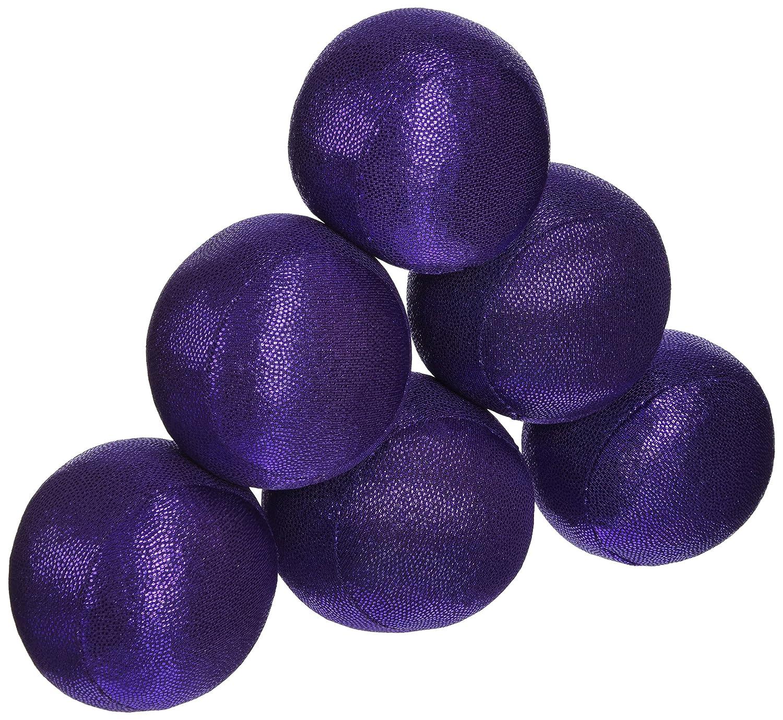 Lavender Luvies Lavender Stress Balls, Purple Sparkle – 6 Pack
