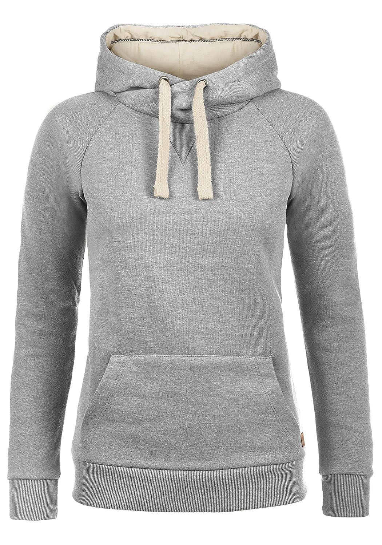 BlendShe Julia Women's Hoodie Jumper Hooded Sweatshirt with Hood
