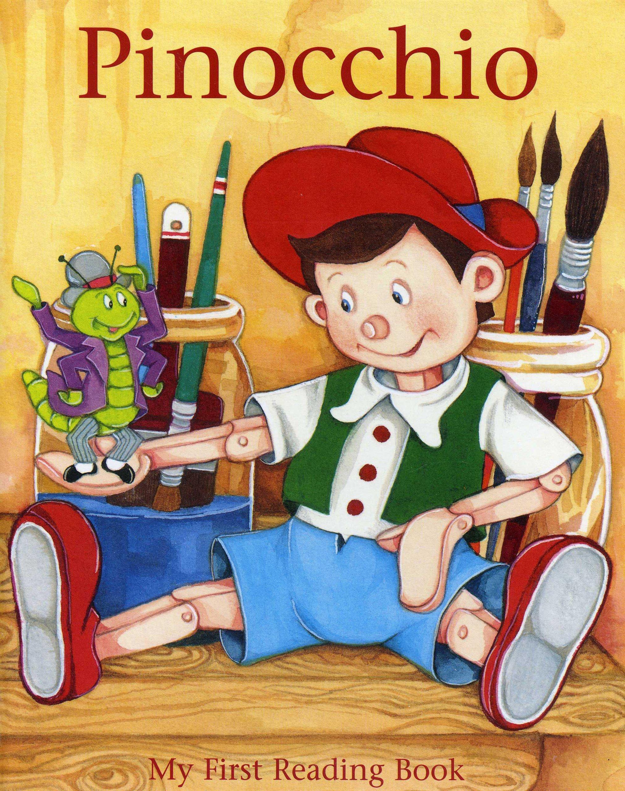 Download Pinocchio: My First Reading Book pdf epub