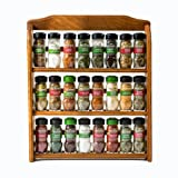 Amazon Price History for:McCormick Gourmet Wood Spice Rack