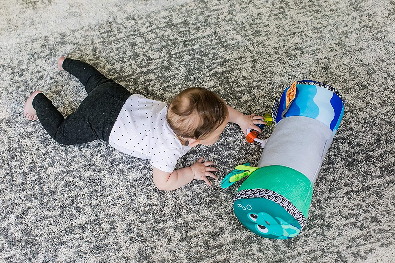 Rhythm of the Reef Prop Pillow Ages 3 months