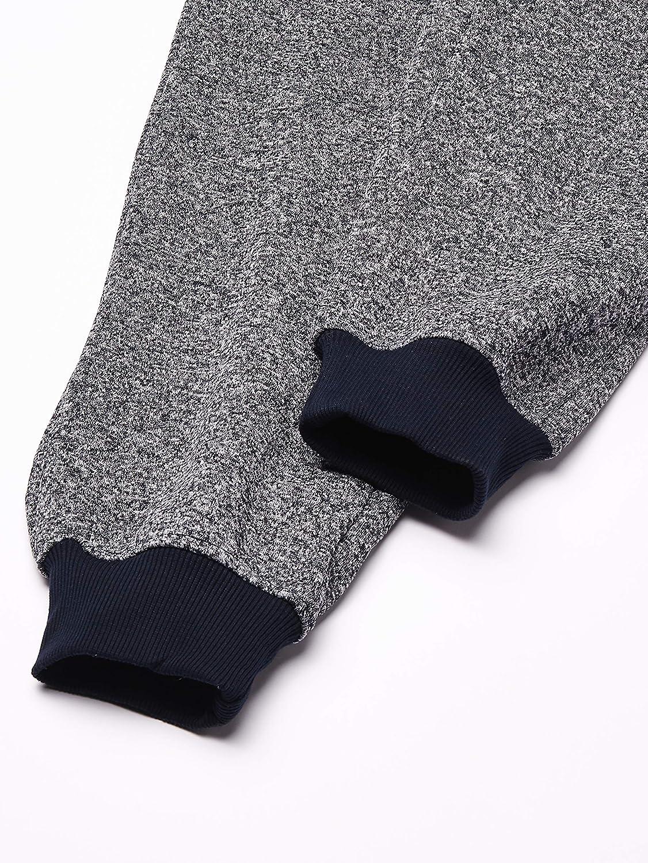 Southpole Mens Basic Fleece Jogger Pant-Reg and Big /& Tall Sizes New Marled Navy X-Large