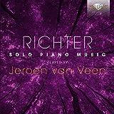 Richter: Solo Piano Music played by Jeroen van Veen