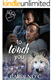 To Touch You: A Vampire Shifter Gay Romance (Mates Collection Book 4)