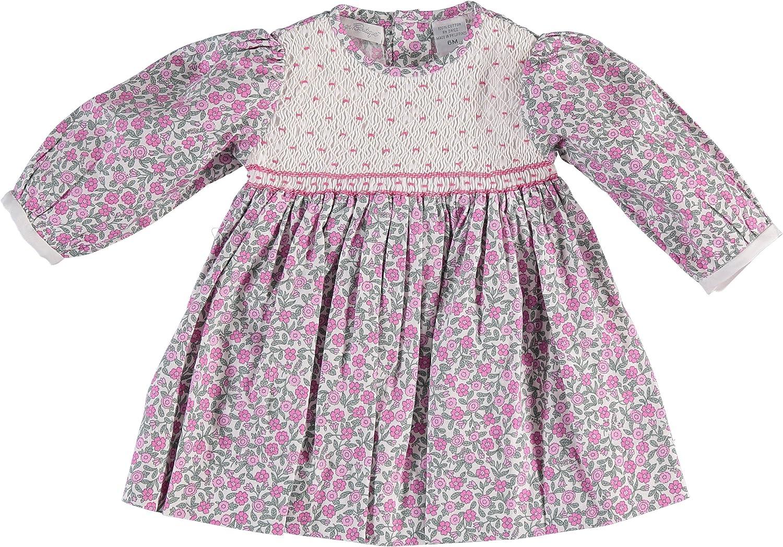 Nursery Time with Tags Tiny Baby Reborn Premature Preemie Baby Girls Pretty Smock Summer Dress Set