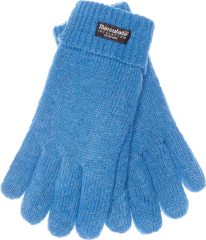 EEM Ladies Knit Gloves...