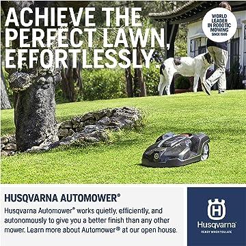 reliable Husqvarna Automower 430X