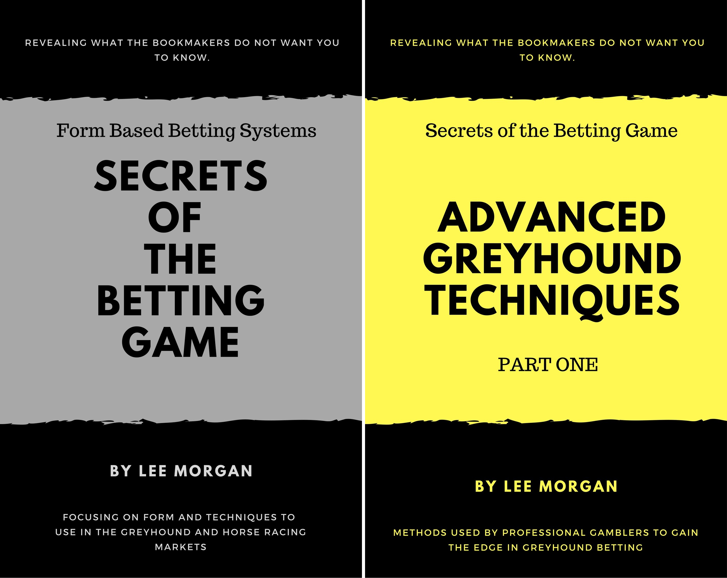 Secrets of the Betting Game (2 Book Series)