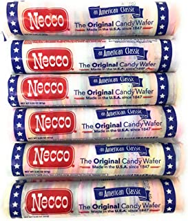 product image for Necco Wafers Original Assorted Candy Rolls (Set of 6)