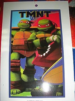 Toalla Tortugas Ninja: Amazon.es: Juguetes y juegos